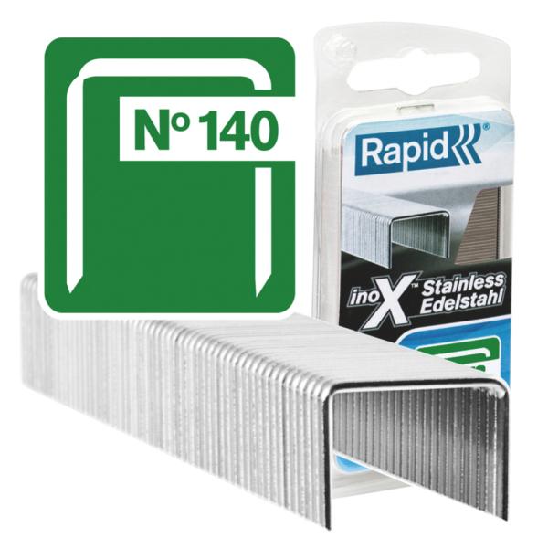 Sponky do sponkovačky RAPID R311