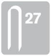 Sponky na kabely 27
